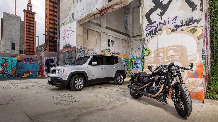 Harley-Davidson y Jeep renuevan su colaboración en 2017