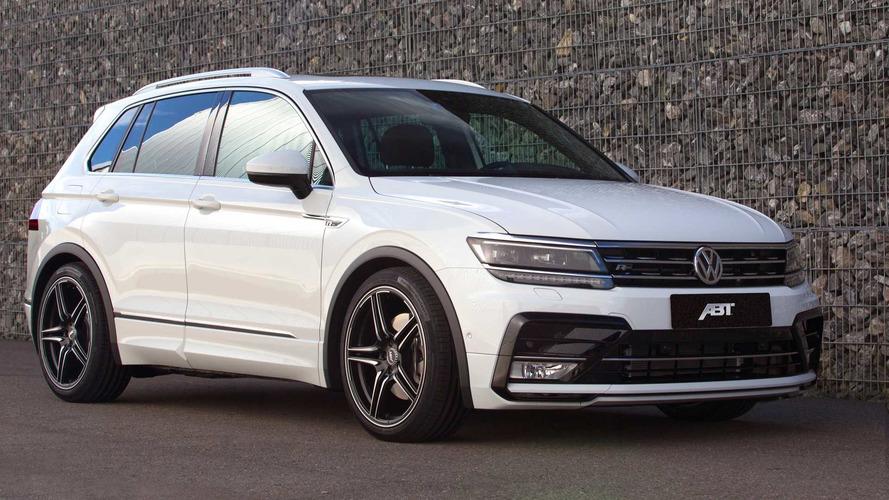 Le Volkswagen Tiguan revu et corrigé par ABT Sportsline