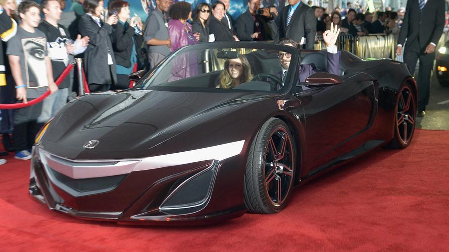 Acura Roadster Concept