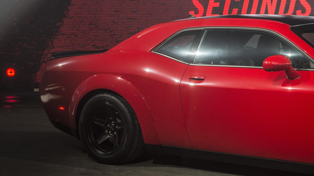 Dodge Challenger Srt Demon Will Cost Well Below Six Figures