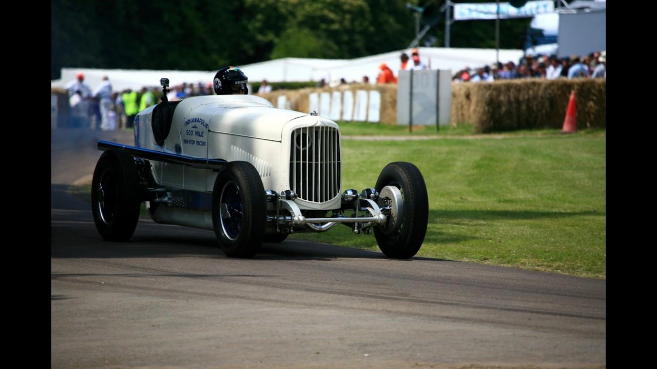 Duesenberg Indy Car Racer