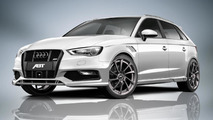 ABT AS3 based on 2013 Audi A3 Sportback revealed