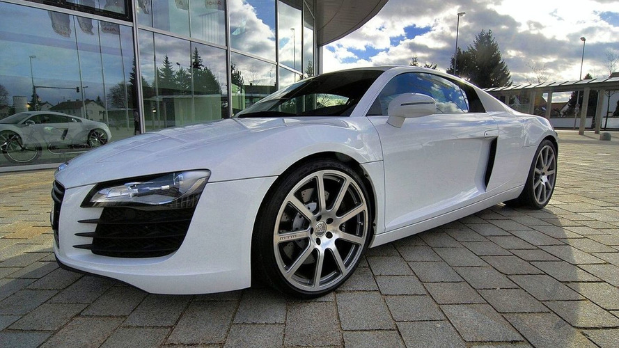 Audi R8 conversion by MTM in the works