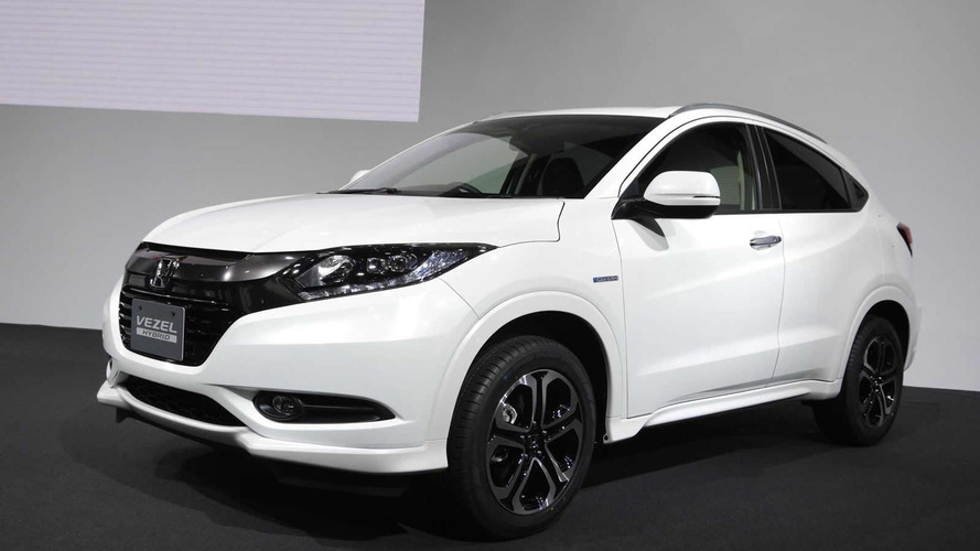 Honda Vezel to receive HR-V nameplate in United States - report
