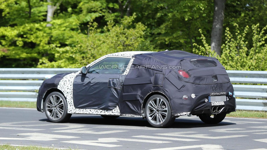 Hyundai Veloster Turbo facelift tackles the Nurburgring [video]