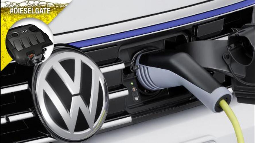 Dopo Dieselgate, il futuro di Volkswagen adesso è l'elettrico