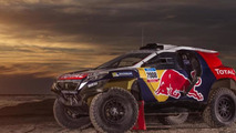 Peugeot 2008 DKR livery for 2015 Dakar Rally introduced
