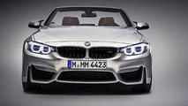 BMW M4 Convertible, BMW Individual Moonstone metallic, Interior in BMW Individual full leather trim Merino fine-grain Amaro Brown, Interior BMW Individual trim finishers piano finish black.