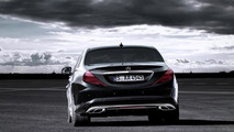 Next generation Mercedes-Benz E-Class Coupe render