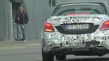 Mysterious Mercedes-Benz C-Class test mule caught on camera [video]