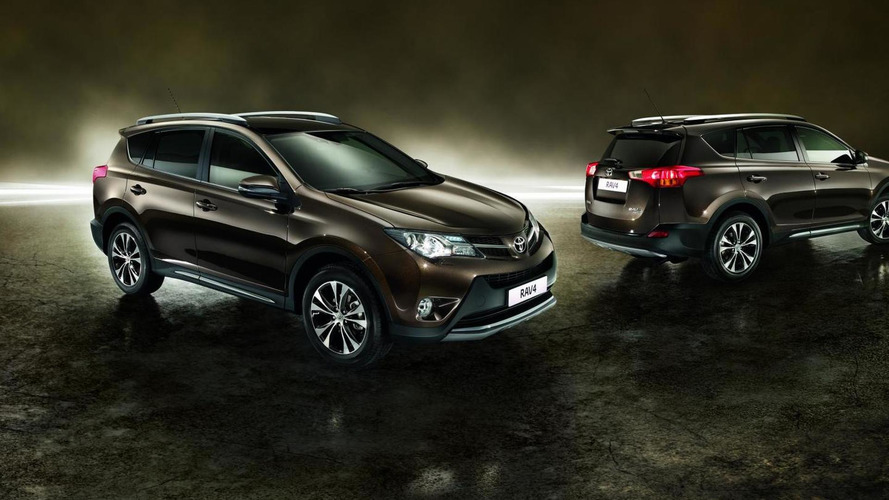 Toyota RAV4 Edition S launched, starts at 30,890 EUR