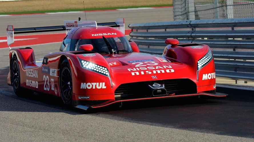 Nissan GT-R LM NISMO to temporally pull out of the World Endurance Championship