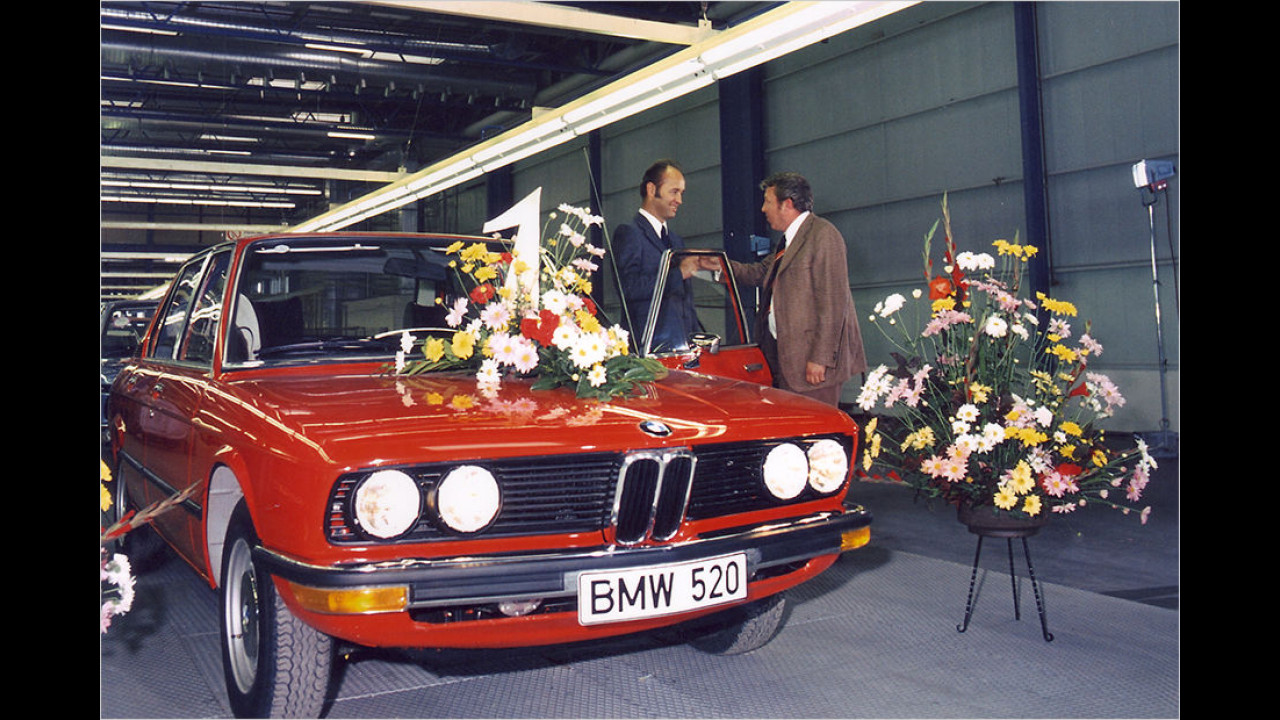 Baureihe E12 (1972 bis 1981)