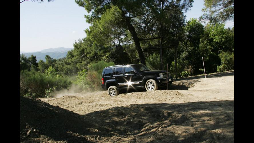 Jeep Cherokee Overland