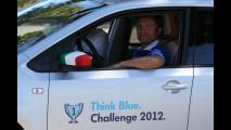 Think Blue. Challenge, Day 1