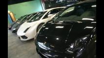 Il motor sport al Motor Show 2008 - Lamborghini&Paddock
