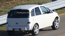 2012 Opel Corsa Compact SUV Spy Photo