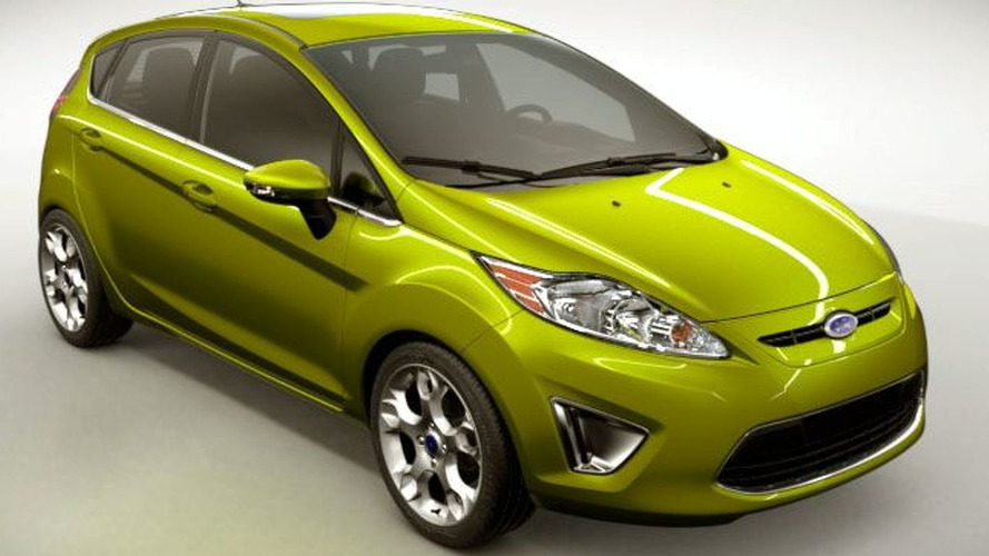 2011 Ford Fiesta Makes an Early Appearance Online