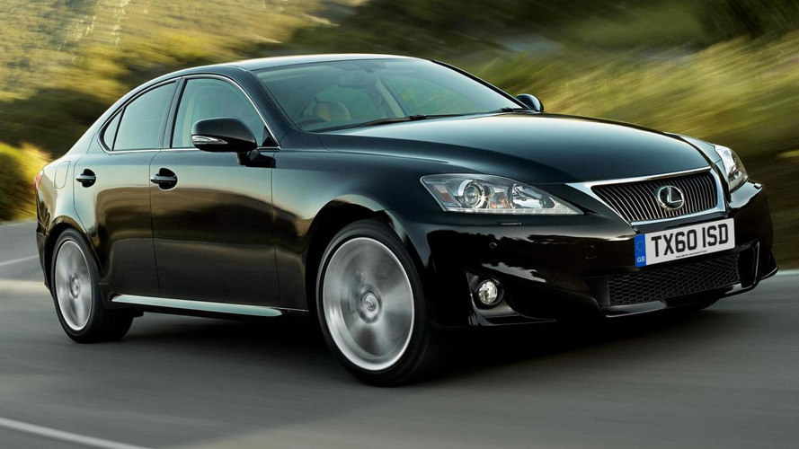 Revised 2011 Lexus IS revealed