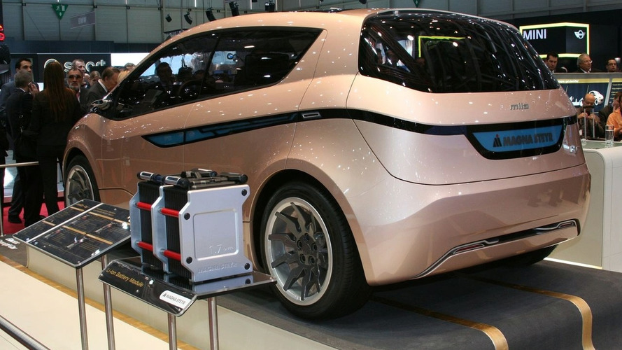 Magna Steyr offers shortcut to EV production with MILA EV Concept