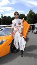 Mclaren MP4-12C world debut, Jenson Button, Goodwood FOS 2010, 07.07.2010