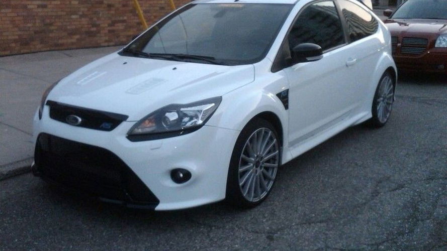 Ford Focus RS heading Stateside?