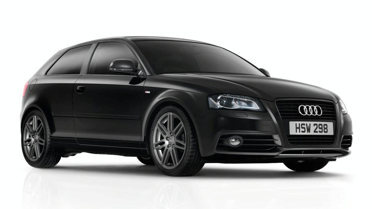Audi A3 Black Edition - UK