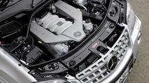 Mercedes ML 63 AMG 10th Anniversary Edition