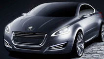 5 by Peugeot concept first photos - 15.02.2010
