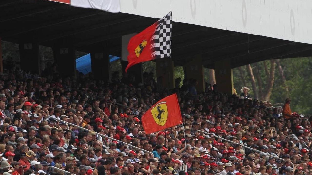 fans, German Grand Prix, Saturday, 24.07.2010 Hockenheim, Germany