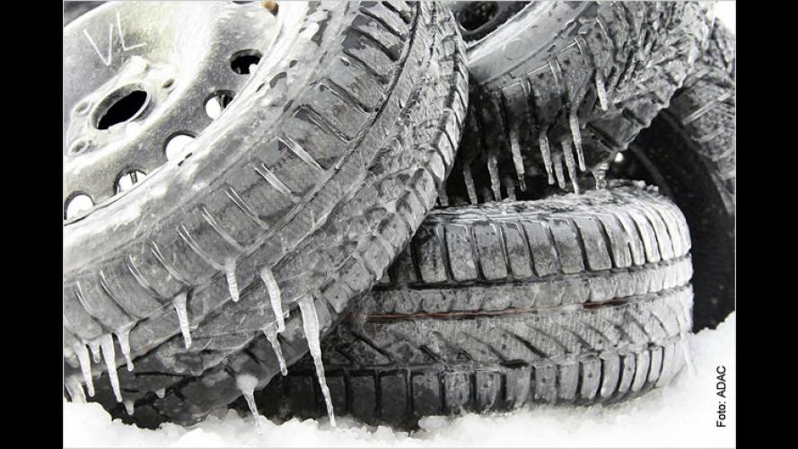ADAC-Winterreifentest: Vorsicht vor Billigangeboten!