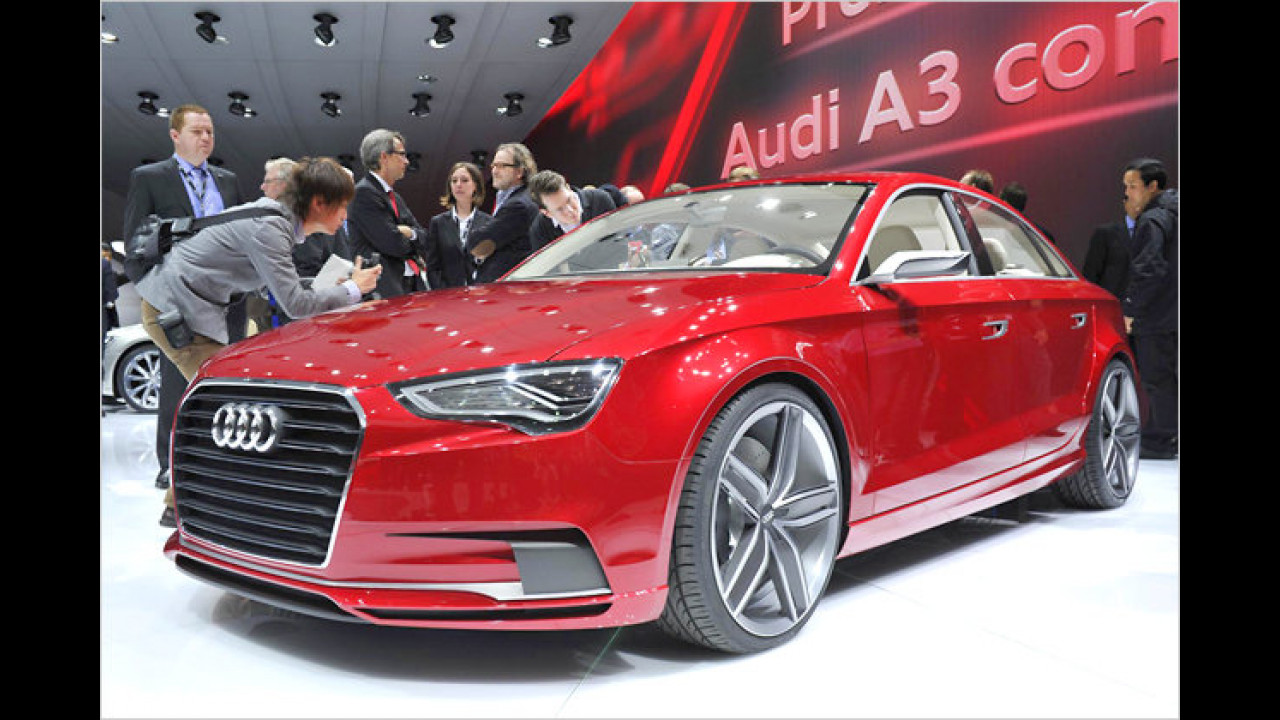 UPDATE: Audi A3 concept