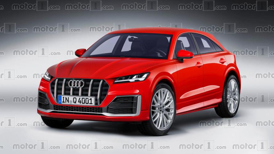 Audi Q4 2019 já nasce com a mira apontada para o BMW X2