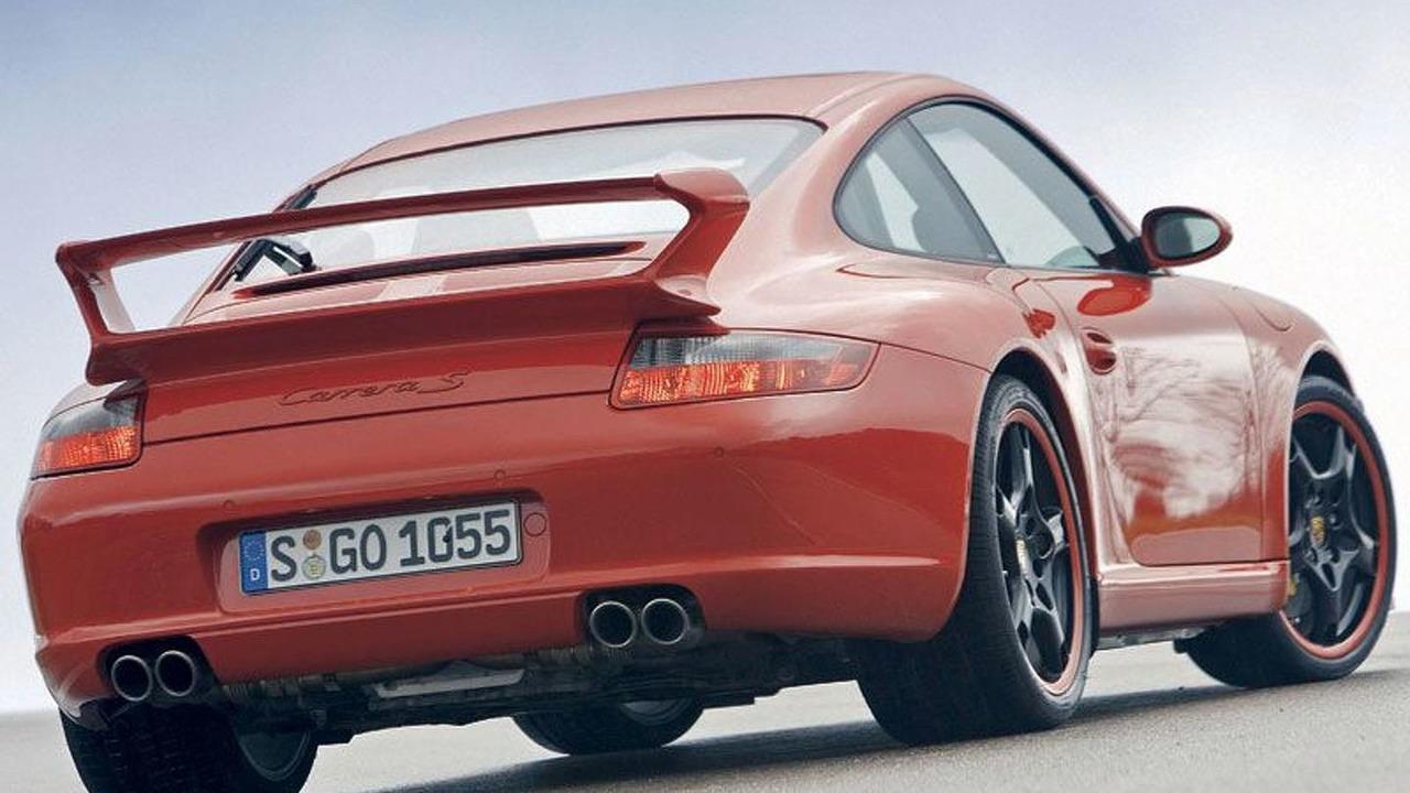 Porsche 911 Carrera S Aerokit Cup