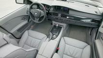 BMW 545i Interior