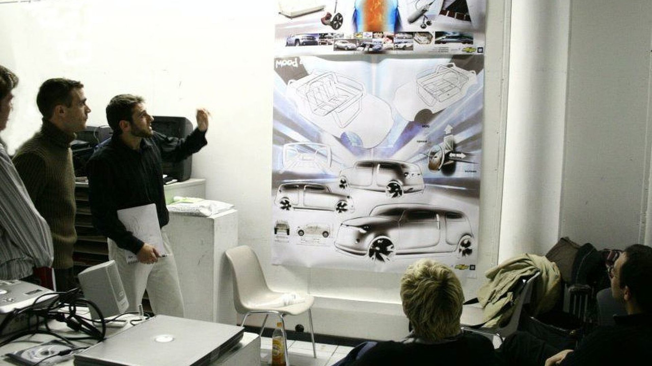GM and Students Design Gen Y Interiors