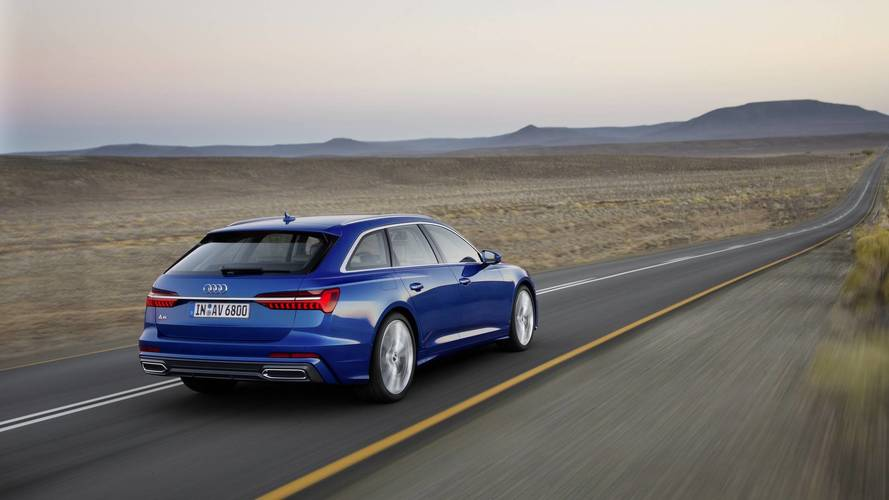Audi A6 Avant 2018: elegancia, tecnología y versatilidad