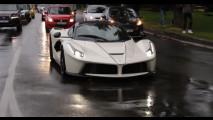First Ferrari LaFerrari Aperta delivered to Canadian racer Josh Cartu | Motor1.com Canada 030