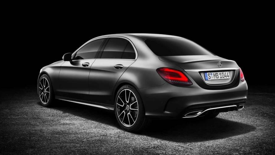 Frissült a Mercedes-Benz C-osztály
