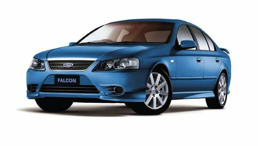Ford Falcon SR Special Edition (AU)