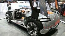 Bertone Barchetta Concept at Geneva
