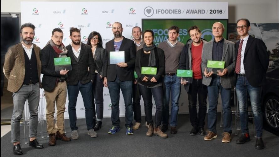 BMW iFoodies Awards, l'eccellenza dell'enogastronomia italica