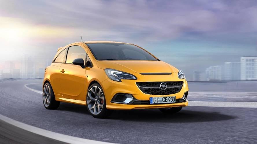 Opel, Corsa GSi'ın teknik detaylarını açıkladı