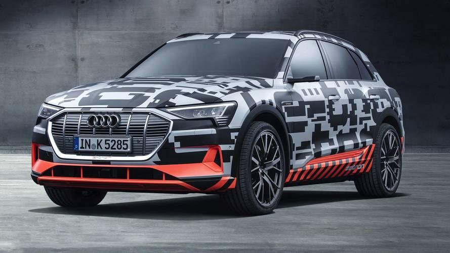 Audi - Le programme annuel dévoilé