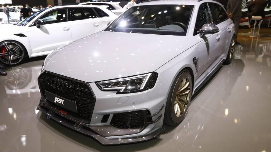 ABT RS4-R, en el salón de Ginebra 2018