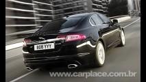 Novo sedã de luxo Jaguar XF chega ao Brasil com preço inicial de R$ 278 mil