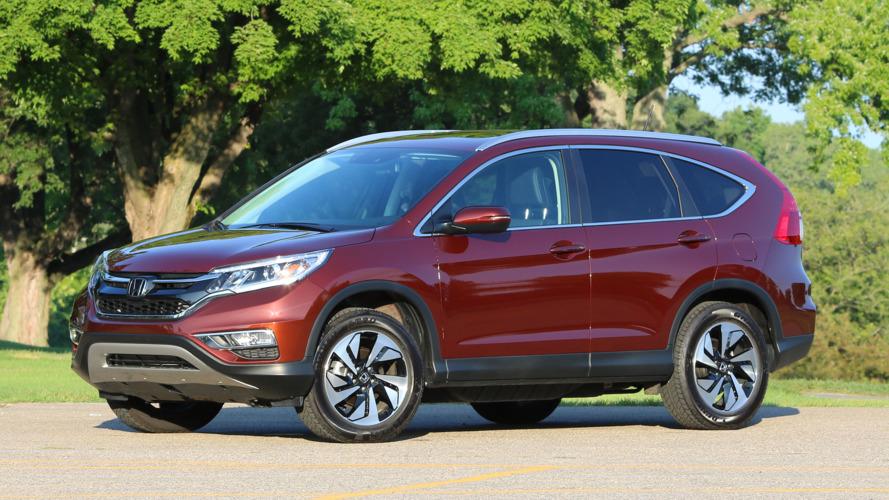 İnceleme: 2016 Honda CR-V