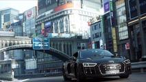 Audi R8 V10 plus from the movie Final Fantasy XV