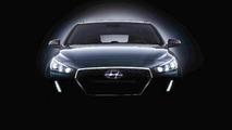 Hyundai i30 2017 teaser