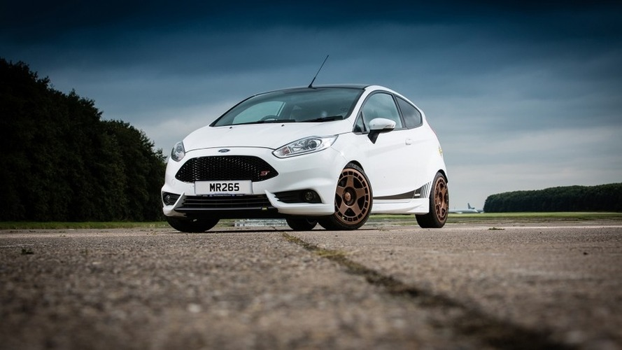 261-hp Ford Fiesta ST by Mountune is a worthy Fiesta RS substitute